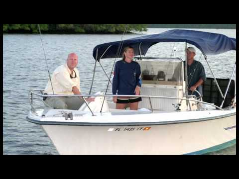 The Anglers' Cup - Big Snook Challenge 2009 - Everglades City, FL