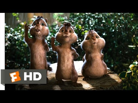 Alvin and the Chipmunks (2007) - Funky Town Scene (2/5) | Movieclips