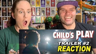 Child's Play Trailer 2 REACTION (2019)