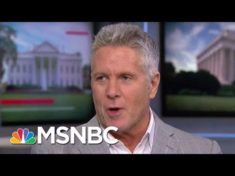 President Donald Trump's Latest 'Hypocrisy': 'Burner Phones' | Deadline | MSNBC