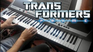 Transformers Prime - Opening Theme | Piano