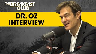 Dr. Oz Talks Impossible Meat, Alzheimer's & Taking Care Of Your Number One