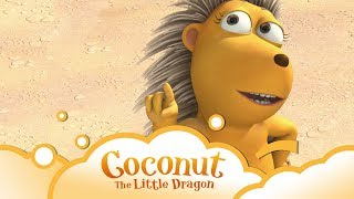 Coconut the little Dragon: Baldwin's Teeth S1 E5 | WikoKiko Kids TV