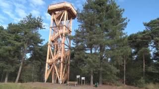De Uitkijktoren in Paardekop Ysselsteyn