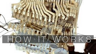 How It Works - Part 2 (Wintergatan Marble Machine)