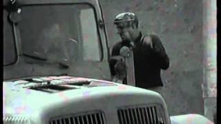 Tatra 111 S - dokument Hodiny za volantem