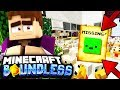I WAS PRANKED TWICE Minecraft Boundless Modded Survival mp3