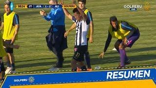 Resumen: Ayacucho FC vs. Alianza Lima (1-2)