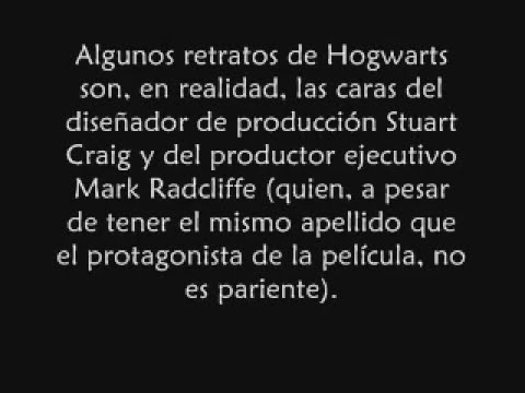Harry Potter y La Camara Secreta- Curiosidades