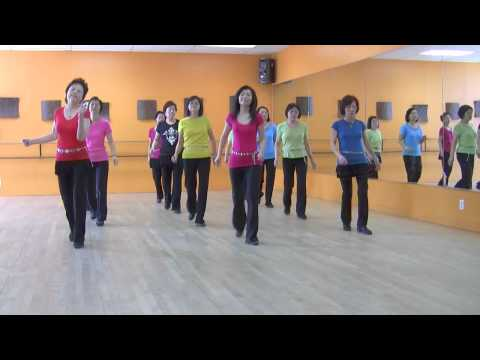 Something In The Water - Line Dance (dance & Teach In English & 中文) video