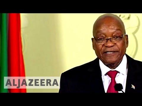 🇿🇦 Jacob Zuma resigns as South Africa's president MP3