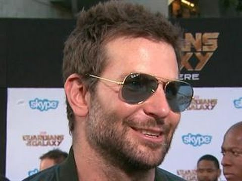 Bradley Cooper Explains His Voice in 'Guardians of the Galaxy'