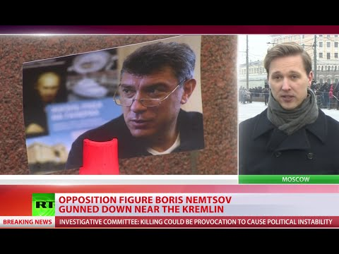 Putin: Nemtsov killers will be found and punished