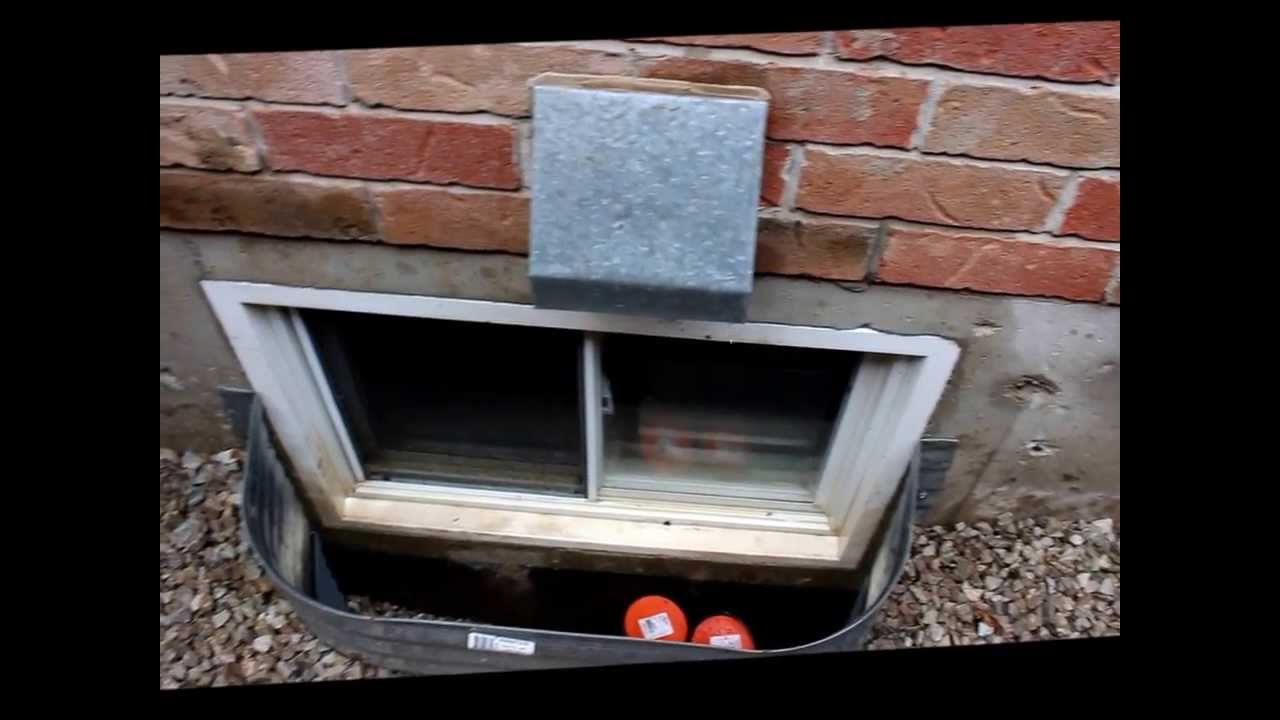 Backed Up Window Wells Drains Weeping Tile Jetting