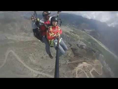 Parapente Paragliding La Paz Bolivia +591-71598293 celular Marco Piloto