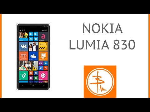 Nokia Lumia 830 - обзор почти флагмана от Microsoft Mobile