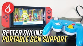 Preparing your SWITCH for Smash Bros ULTIMATE! (Better Online, Portable Gamecube Controller support)