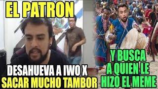 EL PATRON DESAHUEVA A IWO POR SACAR TAMBOR A TODOS SUS HEROES | IWO VS TIMADO DUELO DE CARRYS