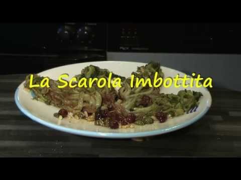 Le ricette di Nonna Anna semplici, economiche: la scarola imbottita della tradizione napoletana