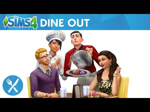 The Sims 4 Dine Out: Official Trailer