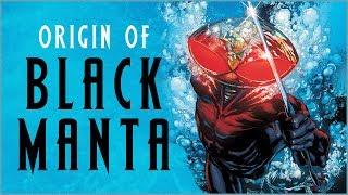 Origin of Black Manta
