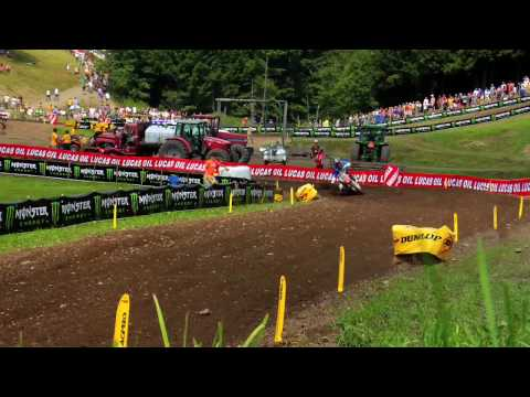 Monster Energy Unadilla Motocross Recap Video