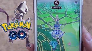 ¿CAPTURO a MEWTWO o SE ME ESCAPA? Pokémon GO [Keibron]