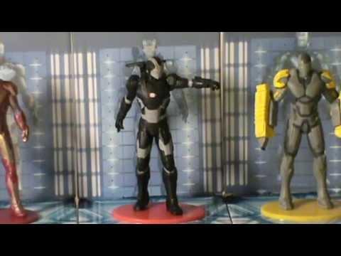 UNBOXING: PREZIOSI COLLECTION IRON MAN 3