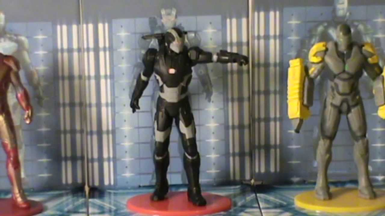 Iron Man Suit Collection Collection Iron Man 3