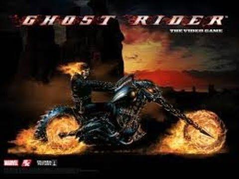 Ghost Rider GBA Motoqueiro fantasma. Semana do GBA