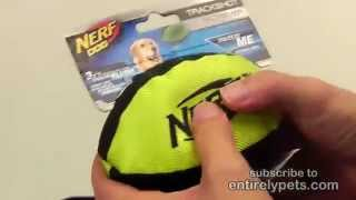 Nerf Dog Retriever Football