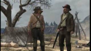 Red Dead Redemption Secret Ending - SPOILER ALERT!