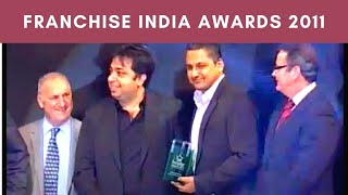 Franchise India Awards 2011