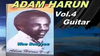ADAM HARUN ||V4 BEST OLD OROMO GUITAR