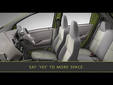 Datsun Redi Go Features Teaser