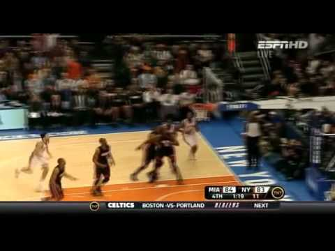 New York Knicks Insane 4th Quarter Comeback vs Miami Heat