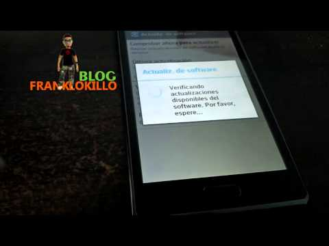 LG Optimus L7 P708g con Jelly Bean