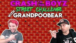 Crash 'n' the Boyz with Mitchflowerpower and GrandPOOBear