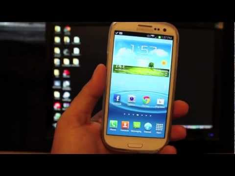Unbrick Unroot Verizon Galaxy S III Restore to Factory Settings How To Guide
