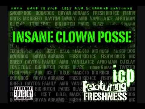 Insane Clown Posse ft Ice-T - Dead End