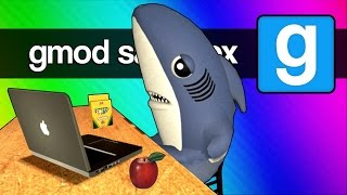 Gmod Sandbox Funny Moments - School Edition! (Garry