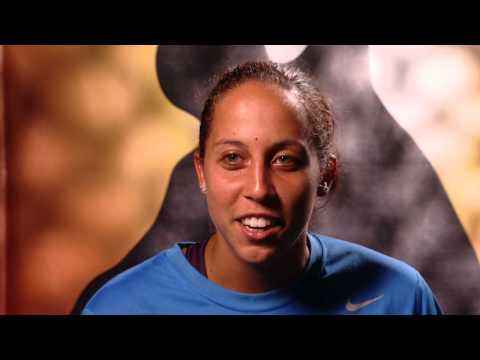 Madison Keys interview (3R) - Australian Open 2015