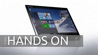 Lenovo YOGA 700 Hands On!