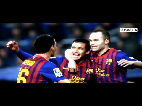 FC Barcelona - Best Moments 2012 | 'Gracias Pep' HD