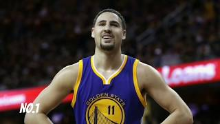 Klay Thompson Top 10 Dunks of his Career