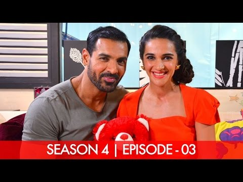 The Tara Sharma Show - John Abraham | Health & Fitness | Season 4 | Ep. 3