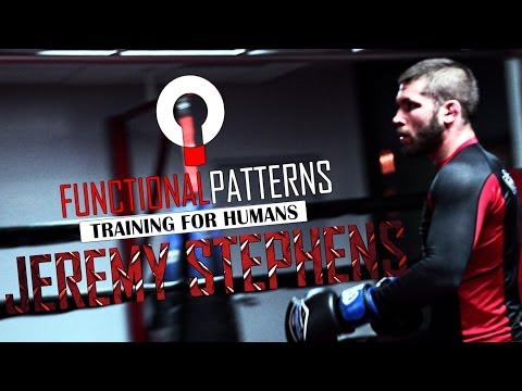 UFC Fighter Jeremy Stephens MMA Strength and Conditioning Workout Image 1
