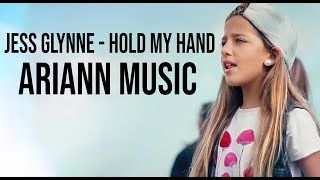 Jess Glynne - Hold My Hand by 9 years old ARIANN Cover Choreography