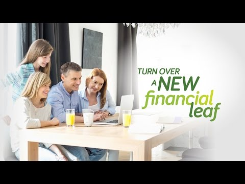 New Leaf - Turn over a NEW financial Leaf (15sec TVC)