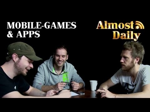 Almost Daily #23: Mobile Games & Apps